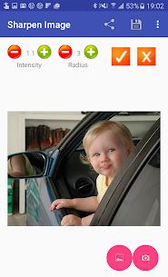 Sharpen Image MOD APK (Pro Feature Unlock) Download 6