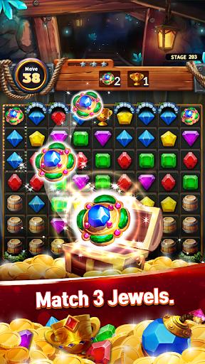Jewels Cave Crush: Match 3 Puzzle screenshots 1