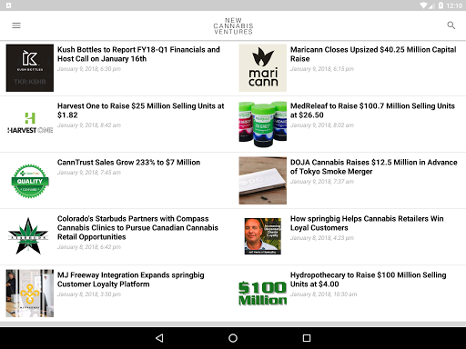 New Cannabis Ventures 2.5 screenshots 6
