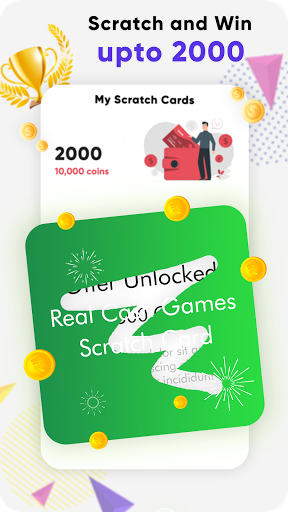 Real Cash Games : Win Big Prizes and Recharges  screenshots 4