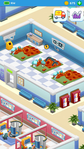 Idle Frenzied Hospital Tycoon 0.9 screenshots 14