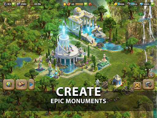 Elvenar - Fantasy Kingdom  screenshots 21
