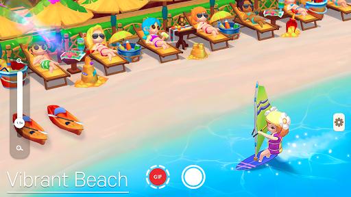 My Little Paradise: Island Resort Tycoon  screenshots 10