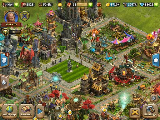 Elvenar - Fantasy Kingdom 1.118.3 screenshots 8