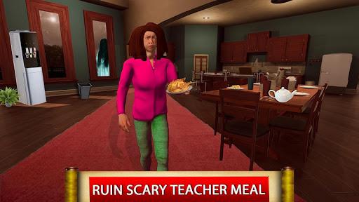 Scary Teacher 3D Creepy Games: Evil Teacher 0.5 screenshots 2