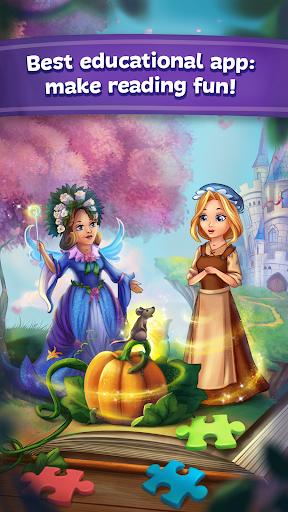 Fairy Tales ~ Children's Books, Stories and Games  screenshots 1