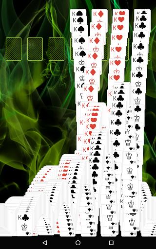Spiderette Solitaire  screenshots 10