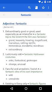 Dictionary - WordWeb Screenshot