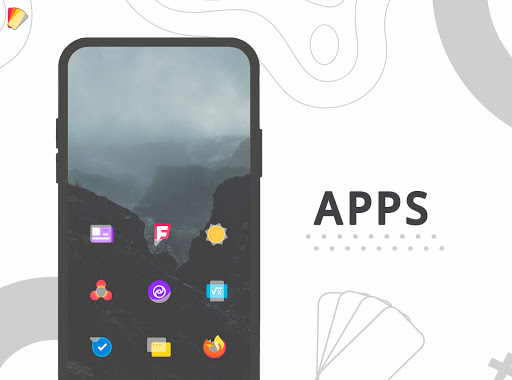 Download APK: Layers Icon Pack v6.5 [Patched]