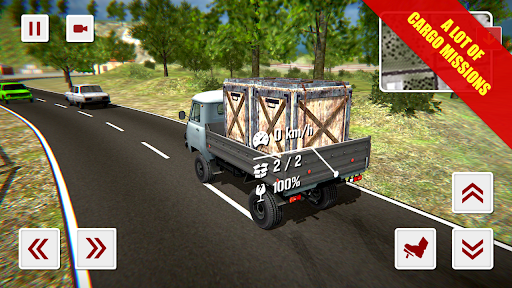 Back to USSR Truck Driver  screenshots 4