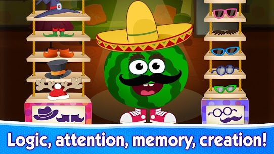 Funny Food educational games For Pc | How To Install  (Free Download Windows & Mac) 4