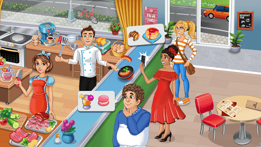 Cooking Delight Cafe Chef Restaurant Cooking Games  screenshots 21