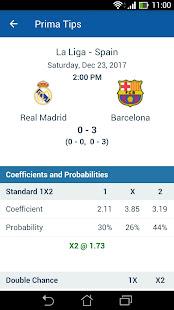 Football Predictions Prima Tips 6.0 Screenshots 7