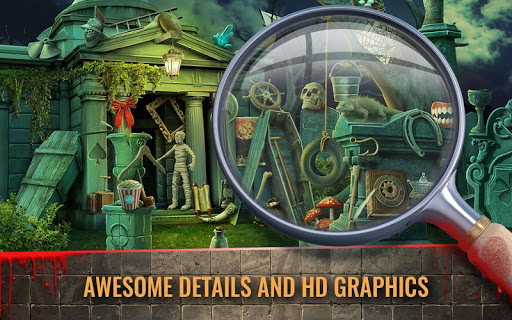 Vampire Castle Hidden Object Horror Game  screenshots 12