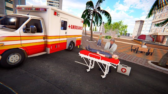 Emergency Rescue Service- Police, Firefighter, Ems 5