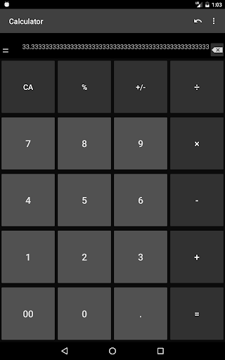 Calculator with many digit (Long number) 1.9.11 screenshots 12