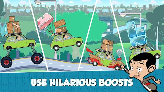 Mr Bean – Special Delivery Mod Apk 1.9.10 7