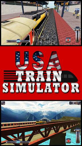 USA Train Simulator apkdebit screenshots 10