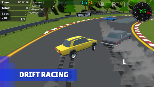 Drift Vaz Driving Simulator  screenshots 7