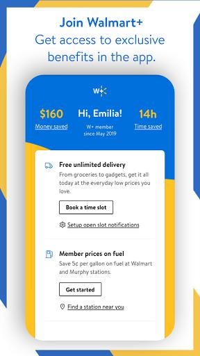 Walmart Shopping & Grocery 20.36.1 Screenshots 1