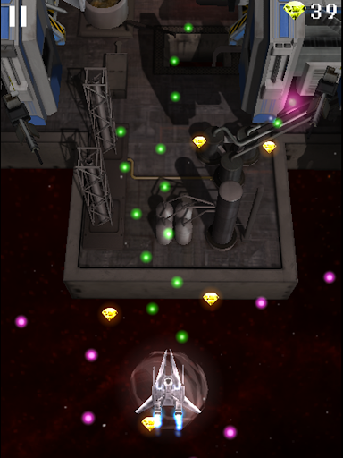 vlad space shooter lite screenshot 2
