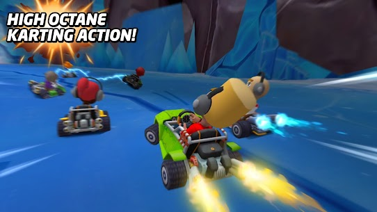 Boom Karts – Multiplayer Kart Racing Mod Apk 1.7.0 (All Cars Are Open) 5
