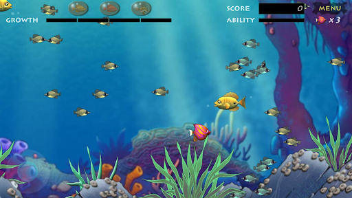 Fish Feeding Frenzy  screenshots 3