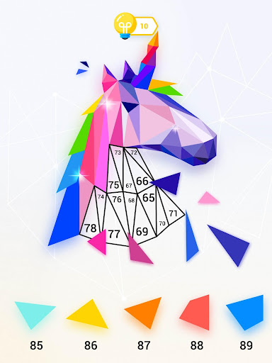 inPoly u2013 Poly Art Puzzle 1.0.21 screenshots 7