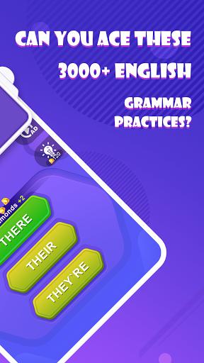 Grammar Fun Quizzes  screenshots 2