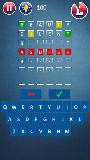Lingo! - Word Game - 5-6-7 Letter apkpoly screenshots 8