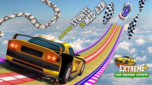 Car Stunt 3D Unlimited: GT Racing Go Car Driving screenshots 6