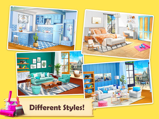Home Design: Dream House Games for Girls  screenshots 10