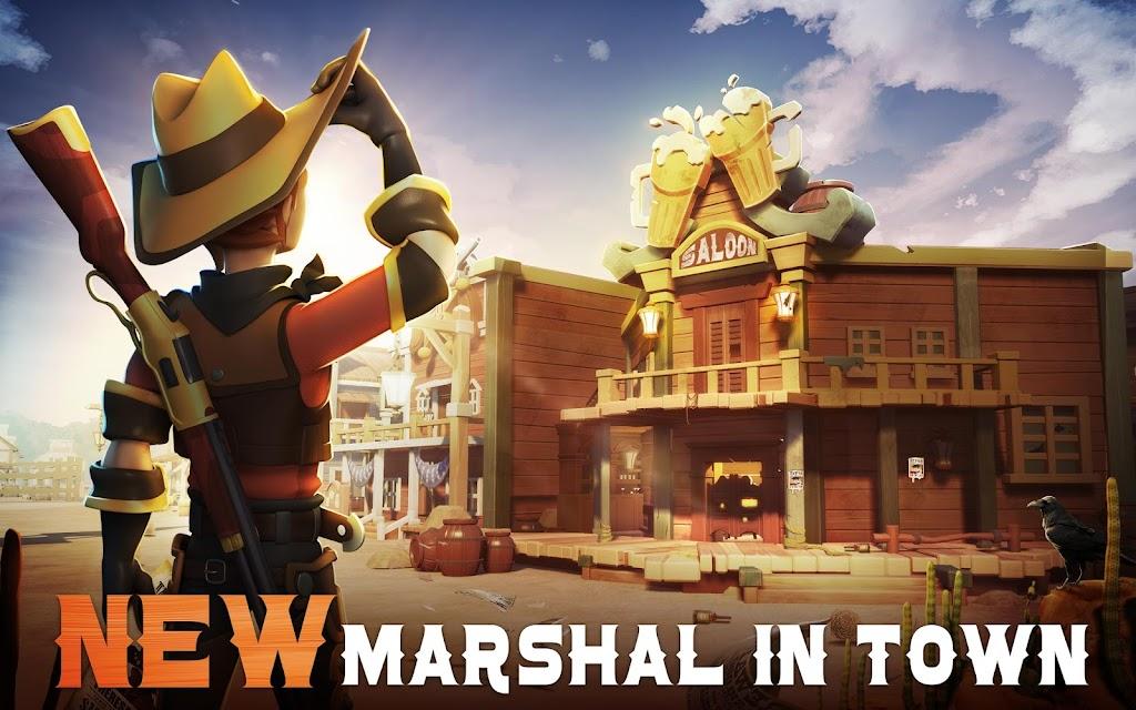Wild West Heroes poster 7