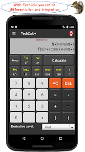 TechCalc+ Scientific Calculator (adfree) Screenshot
