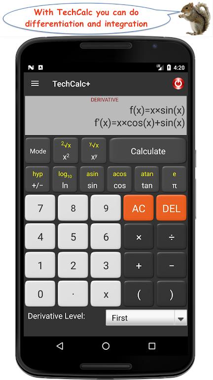 TechCalc+ Scientific Calculator (adfree)  poster 6