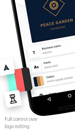 Logo Maker: Design & Create 2.2.3 Screenshots 3