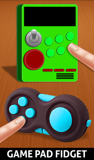 Anti stress fidgets 3D cubes - calming games  screenshots 10