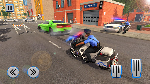 Police Moto Bike Chase Crime Shooting Games 2.0.14 screenshots 6