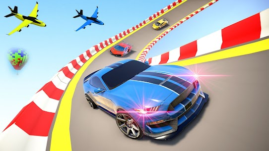 Ramp Car Stunts 3D- Mega Ramp Stunt Car Games 2021 7