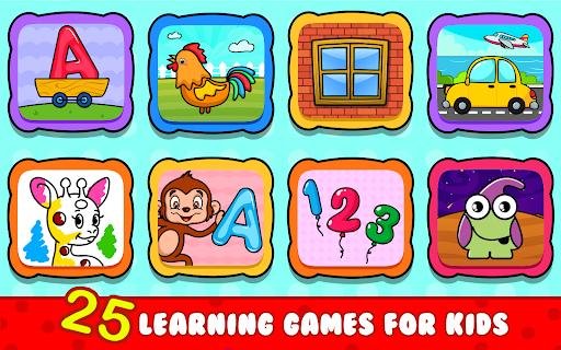 Balloon Pop Kids Learning Game Free for babies  screenshots 17