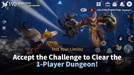 Blade & Soul Revolution (MOD, Unlimited Money) For Android 3