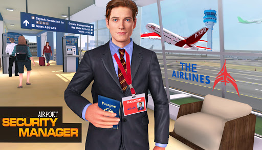 Virtual City Police Airport Manager Family Games 3.0.2 Screenshots 9