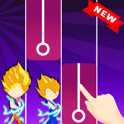 Baixar Piano Dragon Super : Anime Shadow para Android