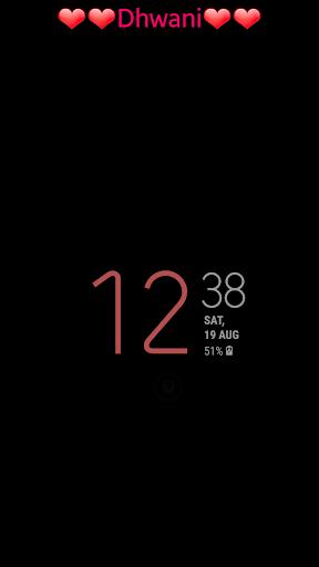 Custom AOD (Add images on Always On Display) 3.1.6 Beta Screenshots 3
