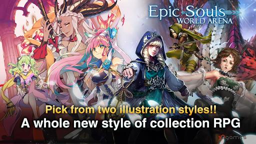 Epic Souls: World Arena 2.2.8 screenshots 1