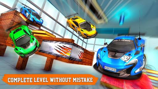 Toy Car Stunts GT Racing: Race Car Games 1.9 screenshots 4