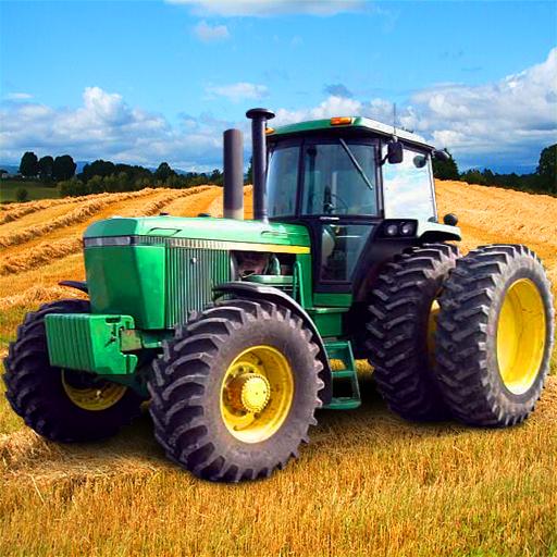 Real Tractor Farming Driving Village Farmer Apk Download 4