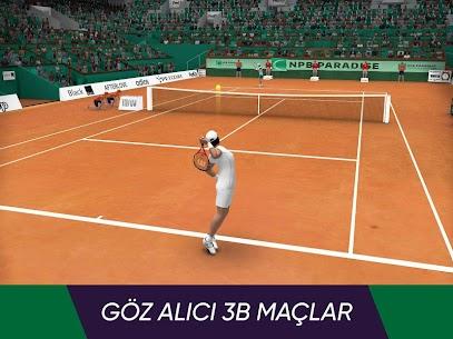 Tennis World Open 2021  Ultimate 3D Sports Games Apk İndir 3