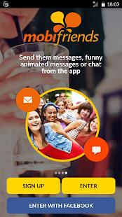 Mobifriends - Free dating screenshots 4