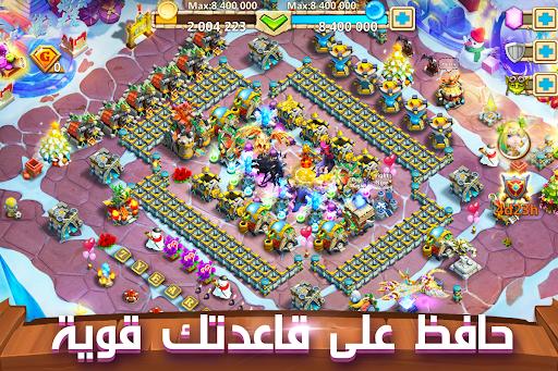 Castle Clash: u062du0631u0628 u0627u0644u062au062du0627u0644u0641u0627u062a 1.6.6 screenshots 1